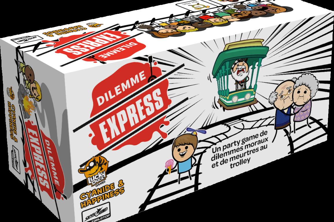 Dilemme Express jeu
