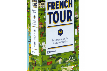 French Tour jeu