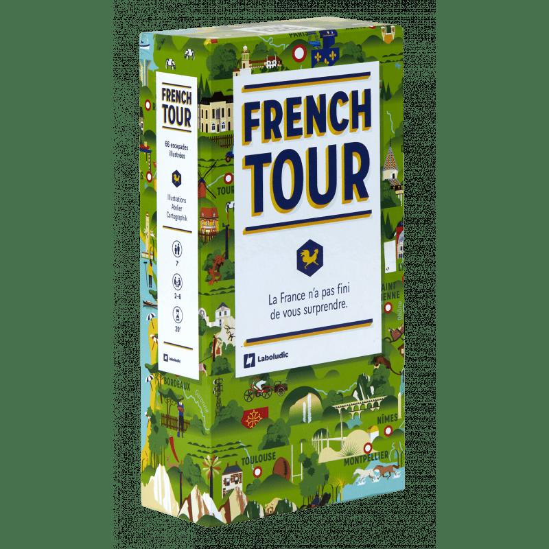 French Tour jeu