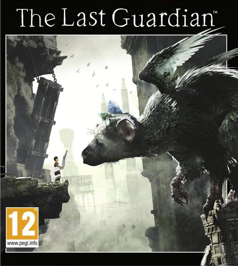 The last guardian PS5
