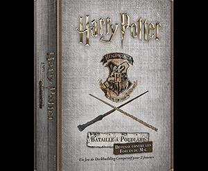 Harry potter Bataille à Poudlard jeu