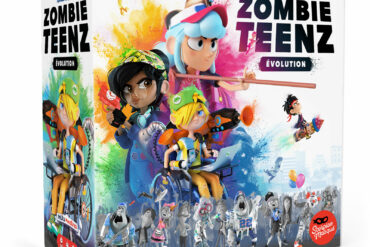 Zombie Teenz Evolution jeu