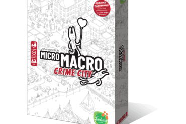 Micro Macro Crime City jeu