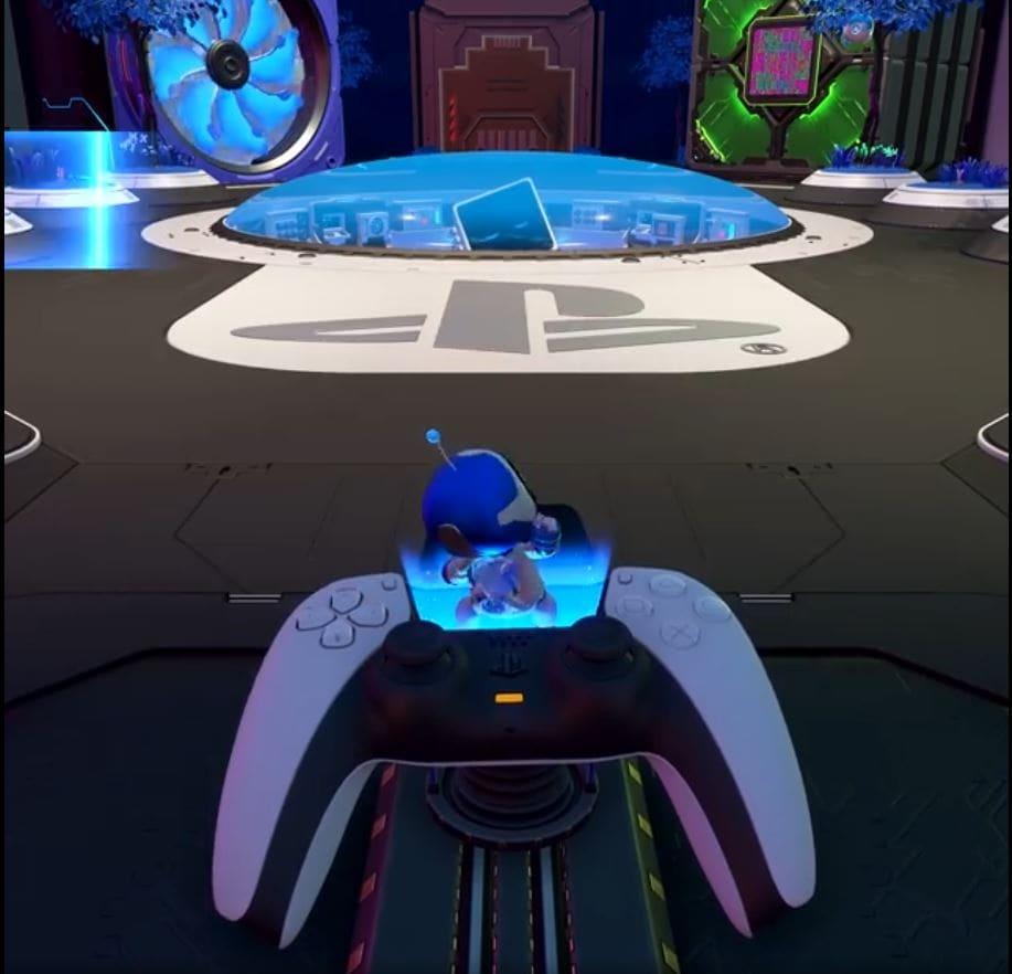 Astros Playroom PS5