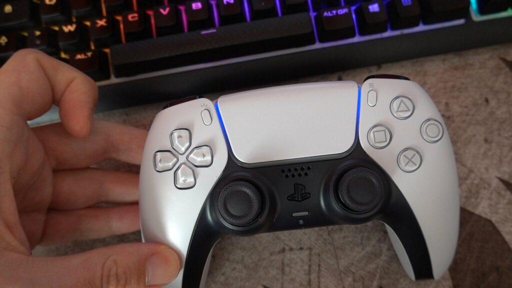 Dualsense PS5 pour jouer sous Windows