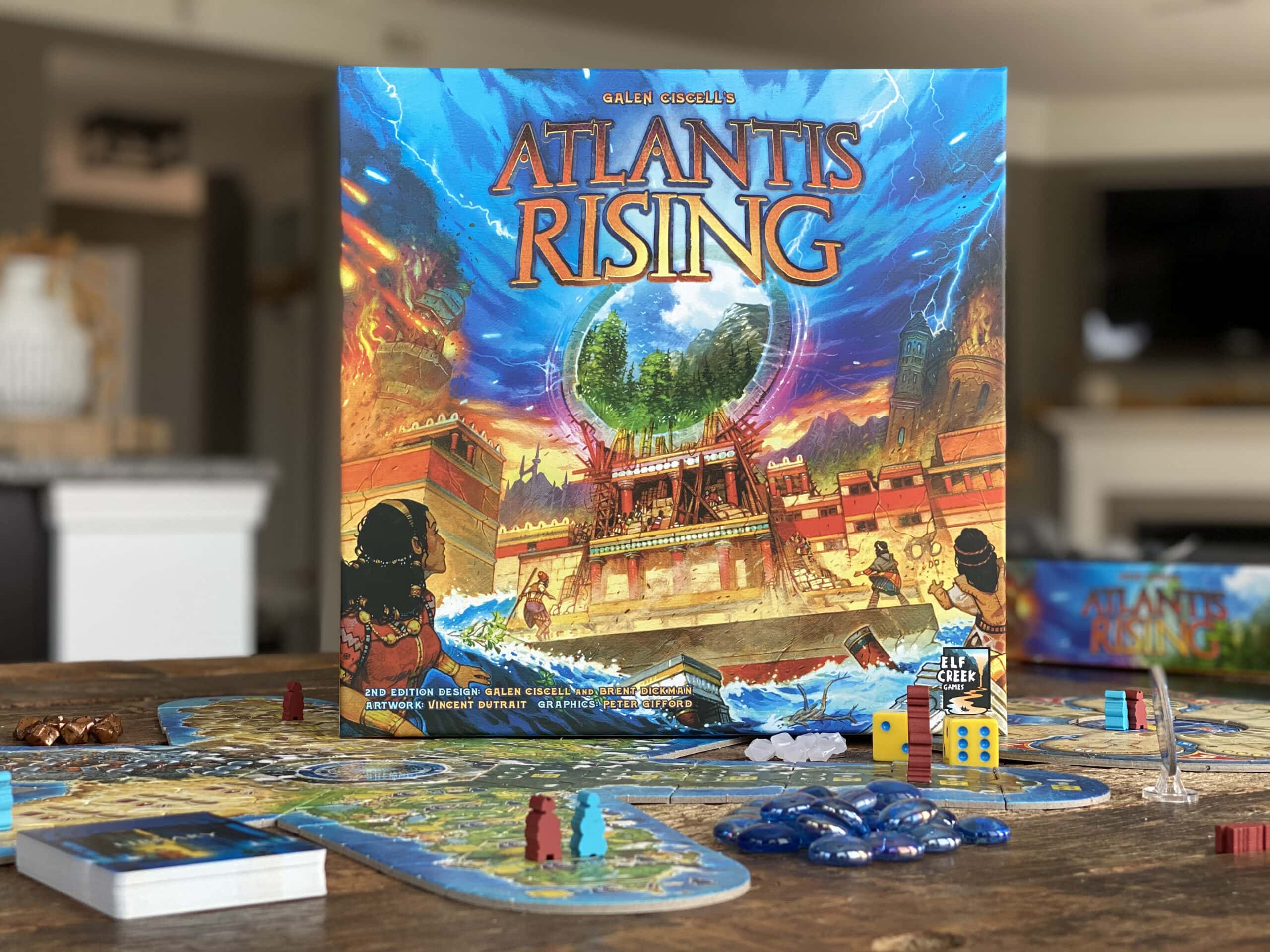 Atlantis Rising jeu