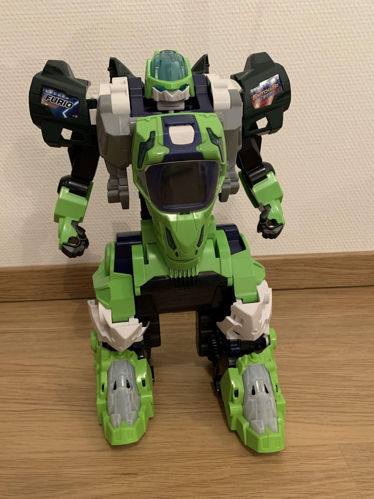 Robot Furio de Vtech