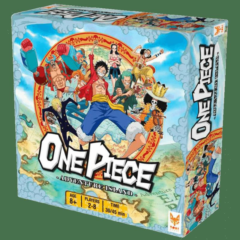 One Piece Adventure Island jeu