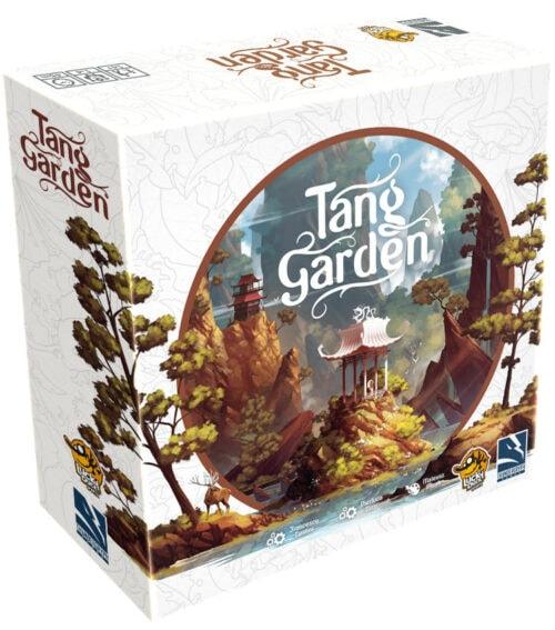 Tang Garden jeu