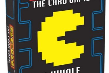 Pac-man the card game jeu