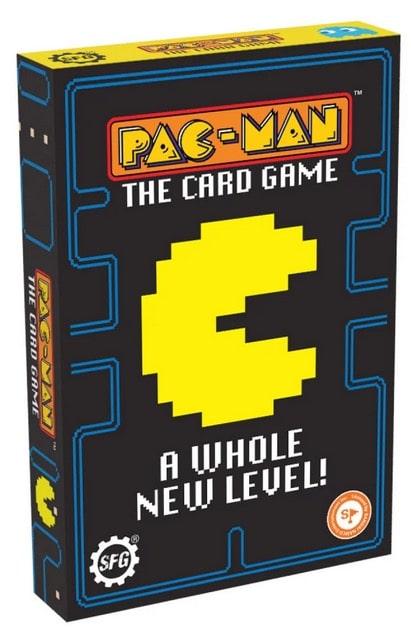 Pac-man the card game jeu