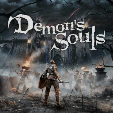 Ecran principal Demon's Souls PS5