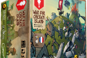 War for Chicken Island jeu