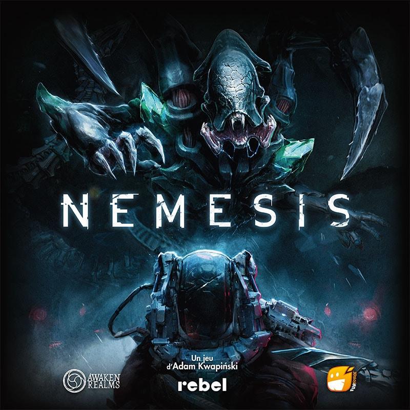 Nemesis jeu
