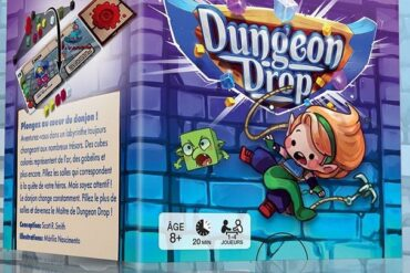 Dungeon Drop jeu