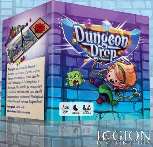 Dungeon Drop jeu