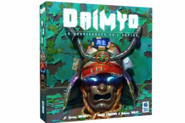 Daimyo jeu
