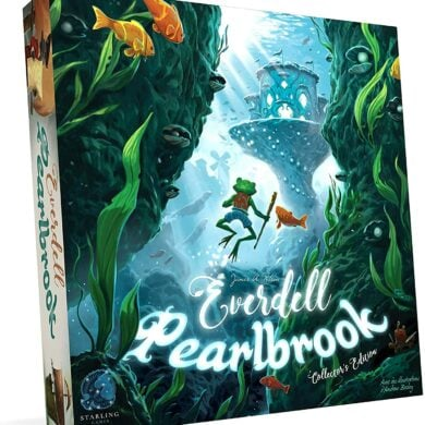 Everdell Pearlbrook jeu