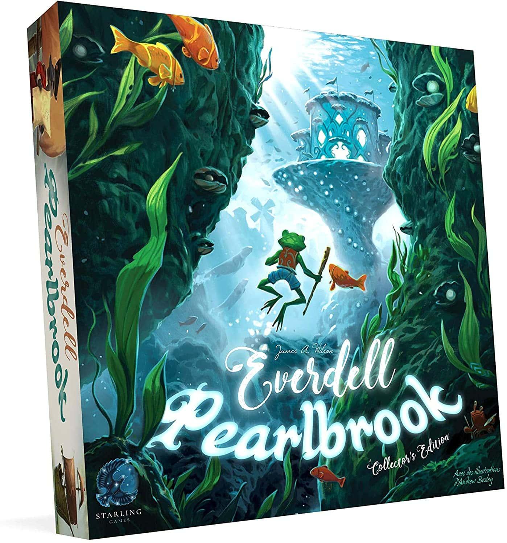 Everdell Pearlbrook jeu