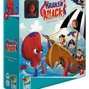 Kraken Attack jeu