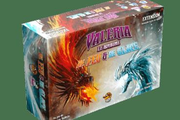 Valeria le Royaume De Feu et de Glace extension