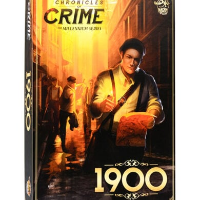 Chronicles of Crime 1900 jeu