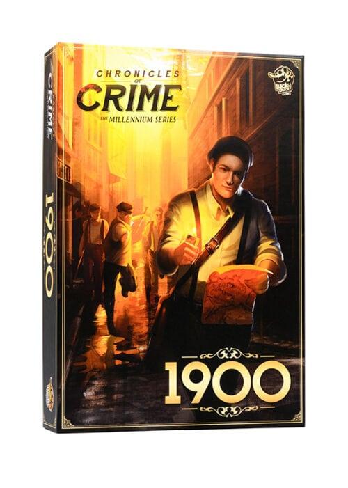 Chronicles of Crime 1900 jeu