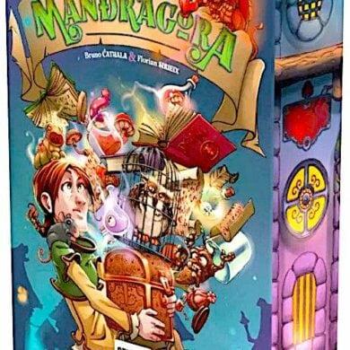 Mandragora jeu
