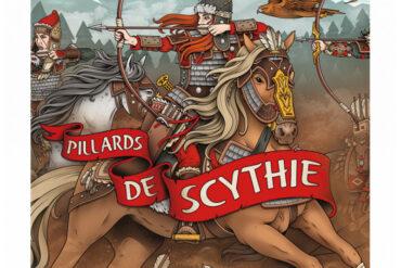 Pillards de Scythie jeu
