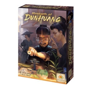 Merchants Of Dunhuang jeu