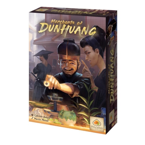 Merchants Of Dunhuang jeu