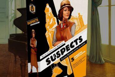 Suspects jeu