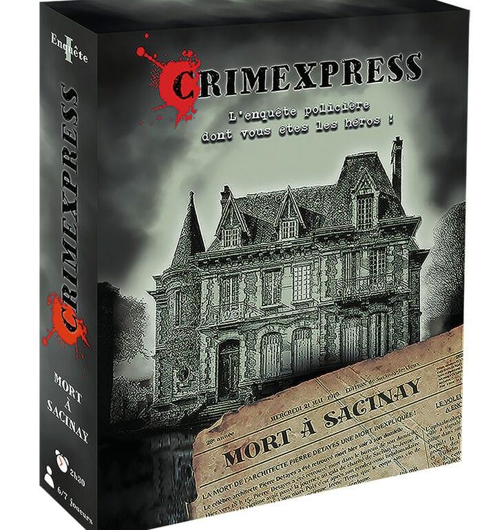 Crimexpress jeu