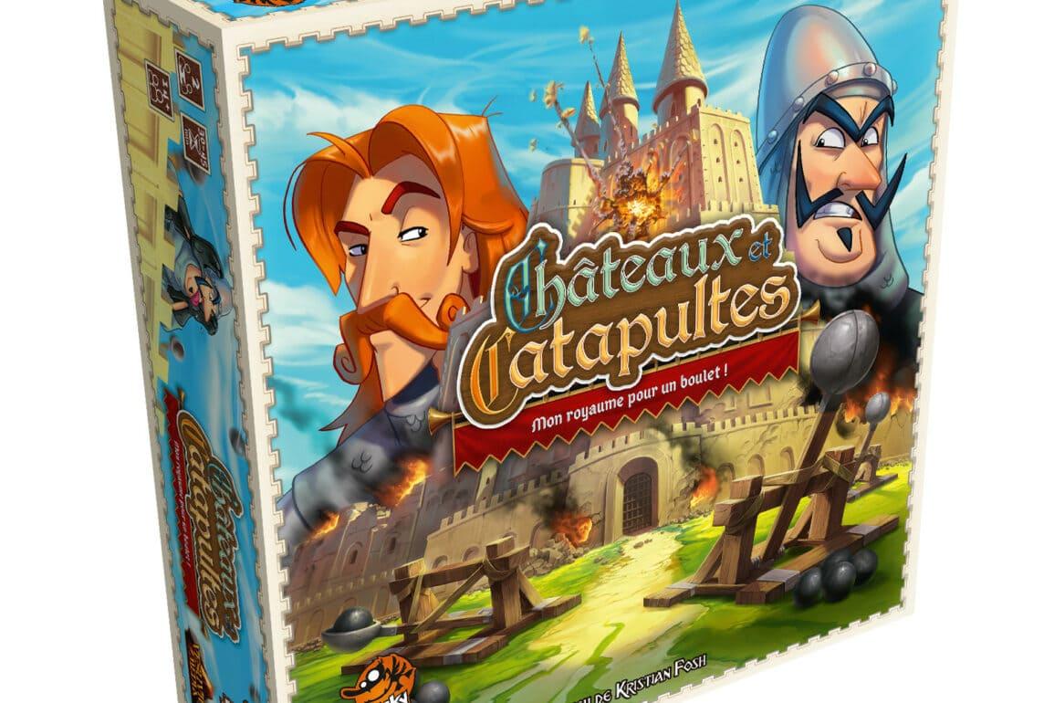Châteaux et Catapultes jeu