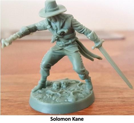 la figurine de solomon kane