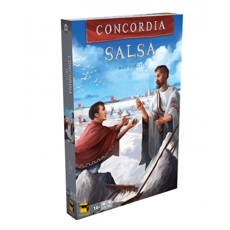 Concordia Salsa jeu