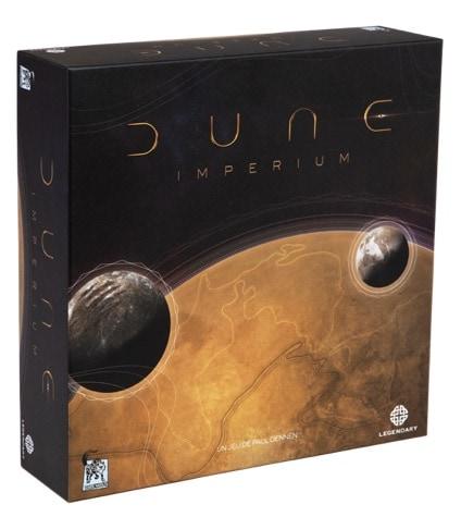 Dune Imperium jeu