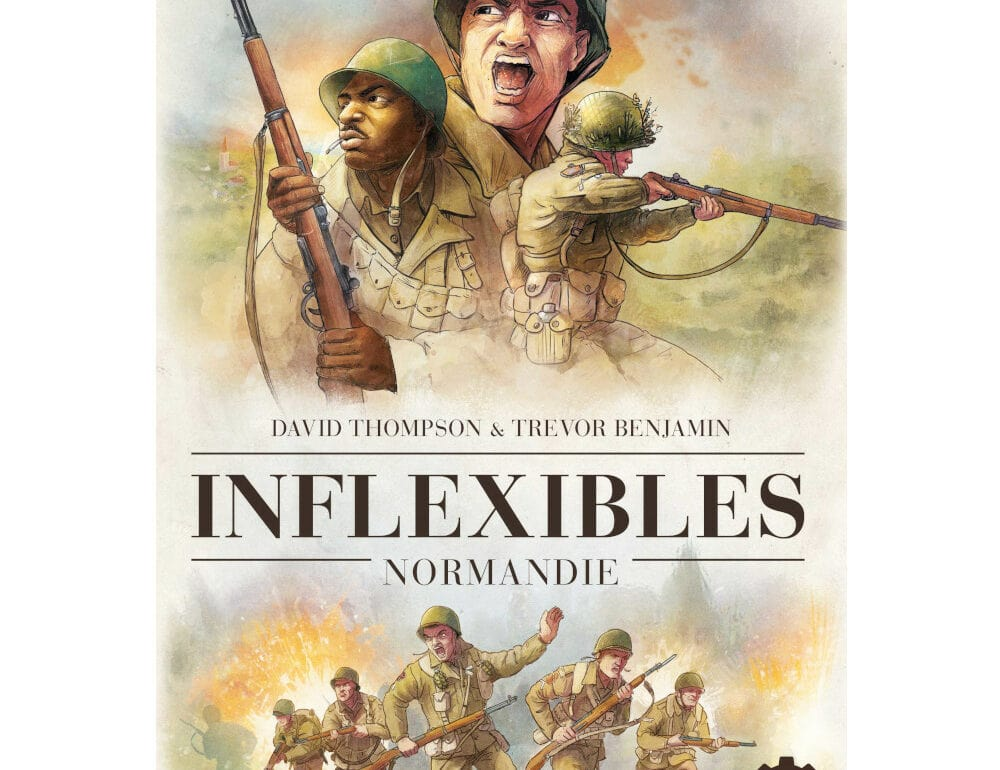 Inflexibles Normandie jeu