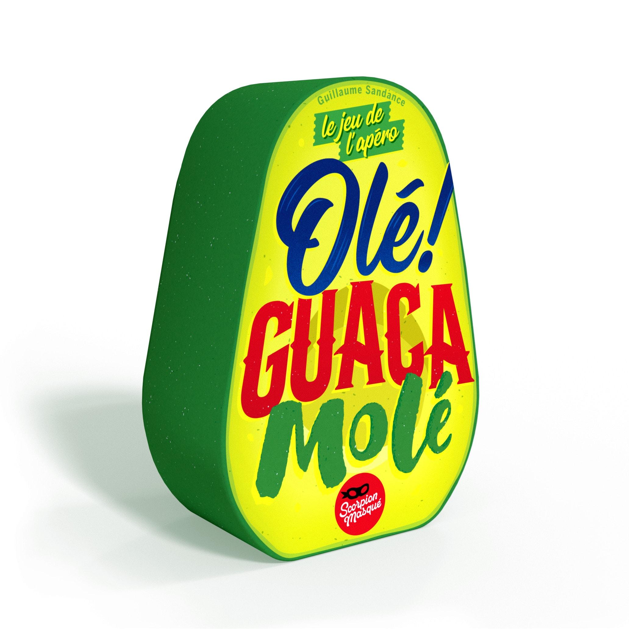 Olé Guacamolé jeu