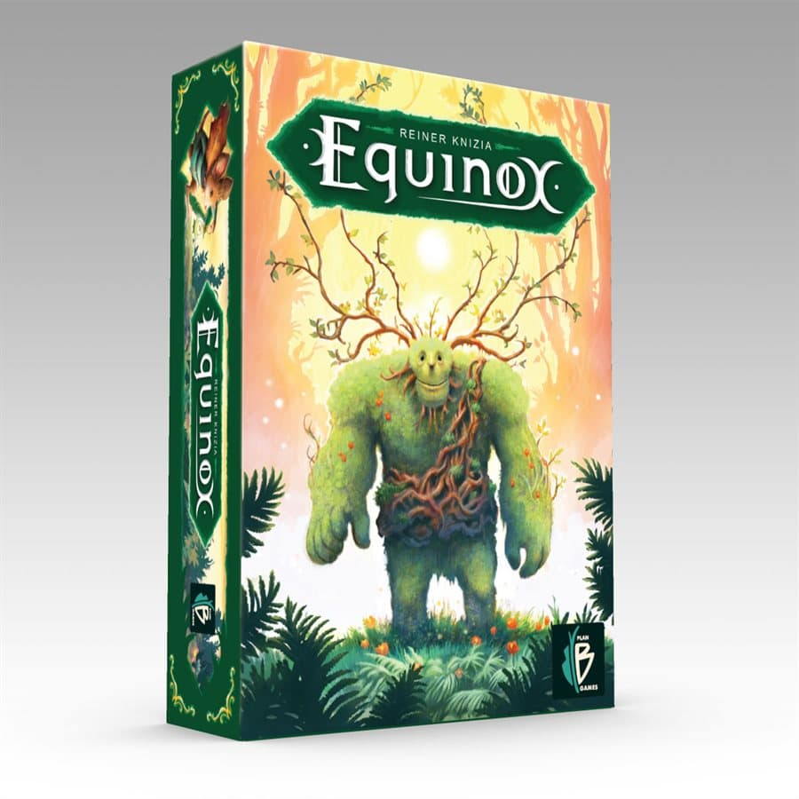 Equinox jeu
