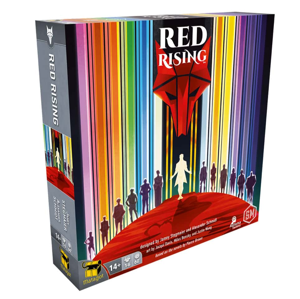 Red Rising jeu