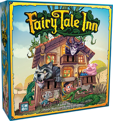 Fairy Tale Inn jeu