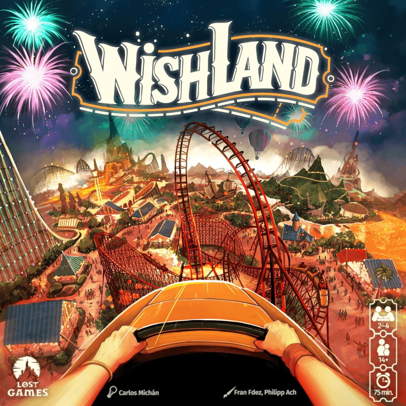 Wishland jeu