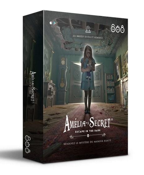 Amélia's Secret jeu