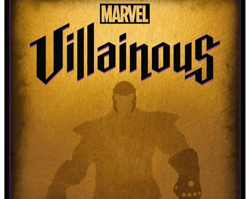 Marvel Villainous jeu