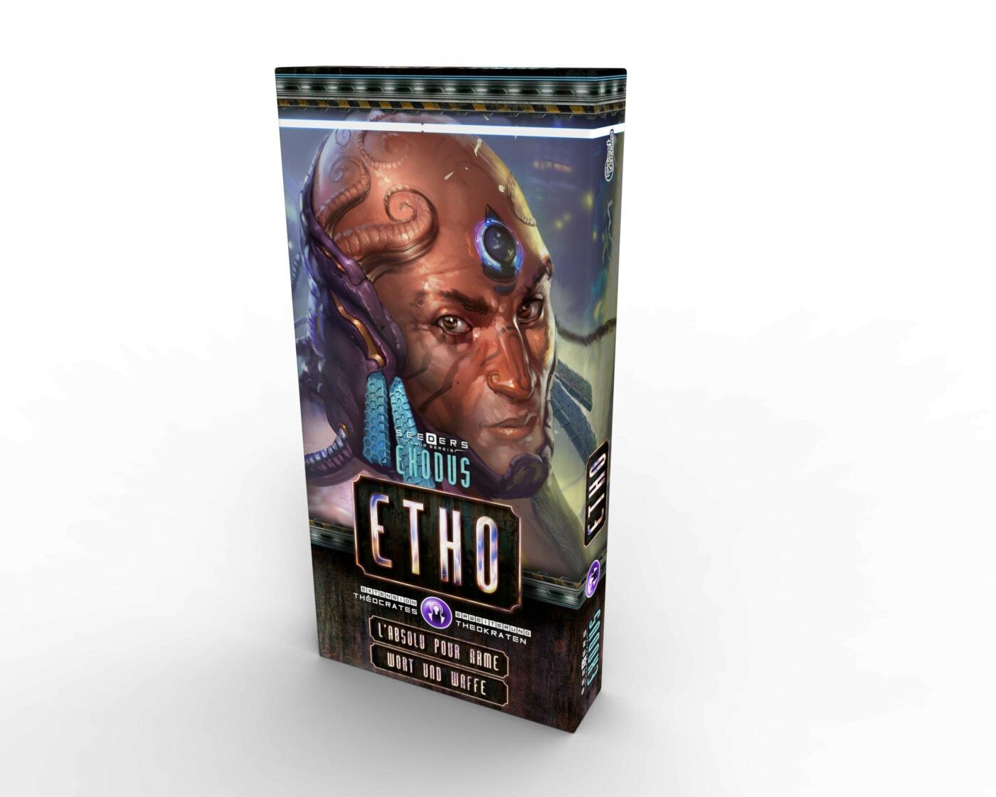 Etho extension pour le jeu Seeders From Sereis - Exodus