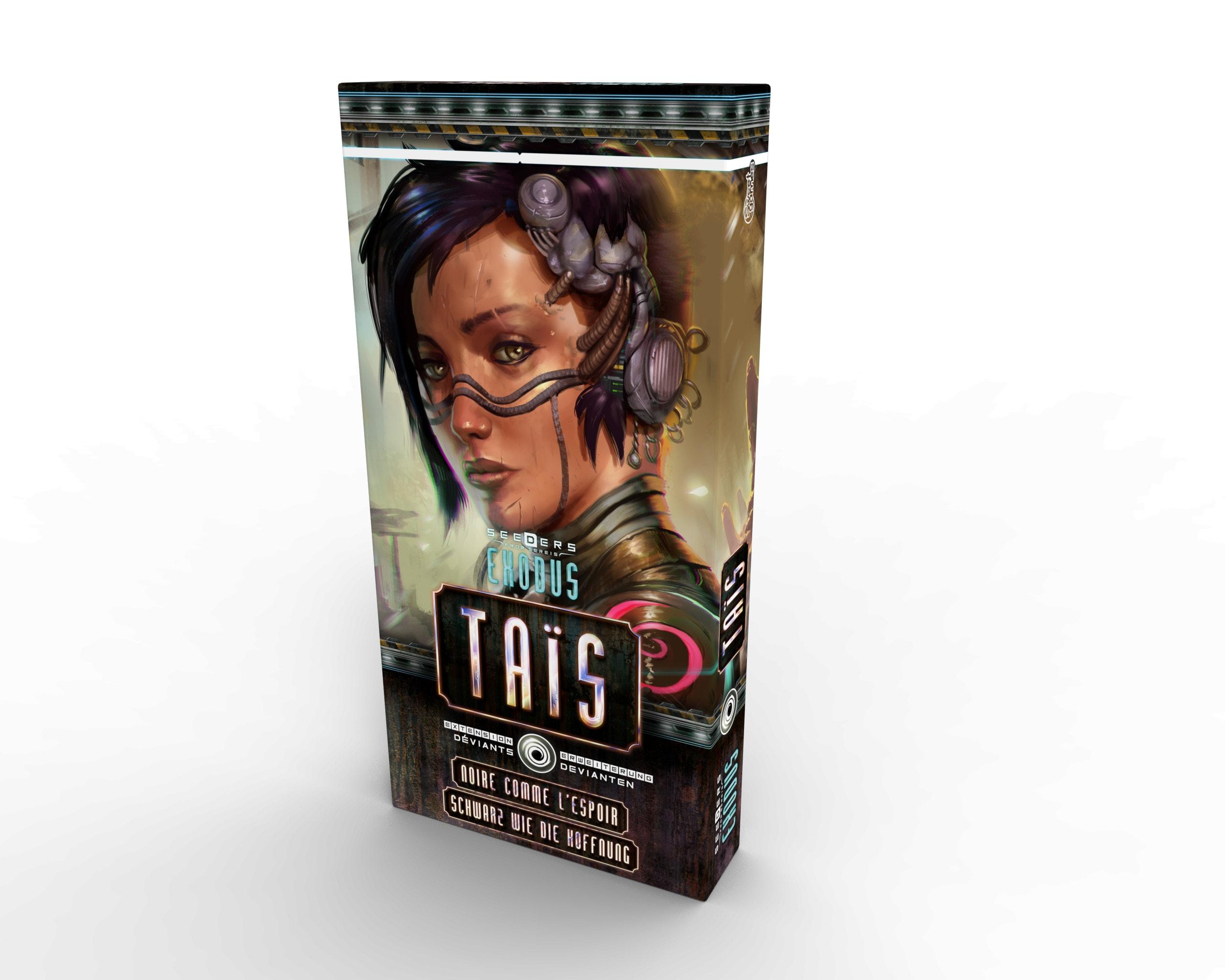 Taïs extension pour le jeu Seeders From Sereis - Exodus