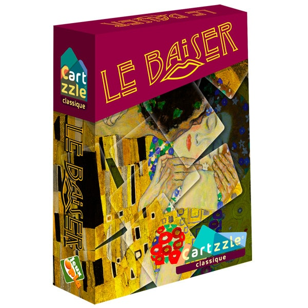 Cartzzle Le Baiser jeu