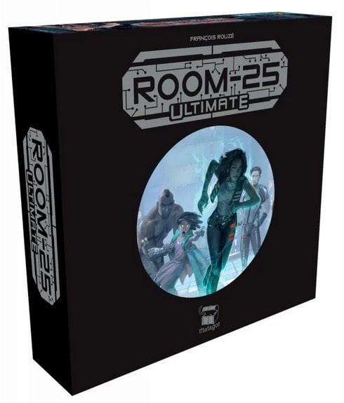 Room 25 jeu