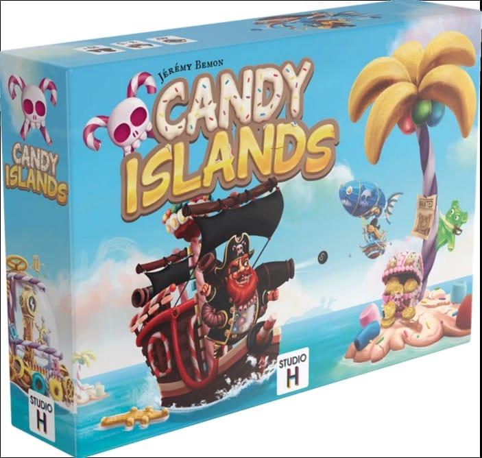 Candy Islands jeu